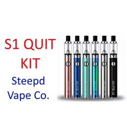 Steepd Steepd Vape Co S1 Quit Kit