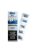 Steepd Steepd OCC (Organic Cotton Coils) 1.5 Ohm sold as a pack of 5