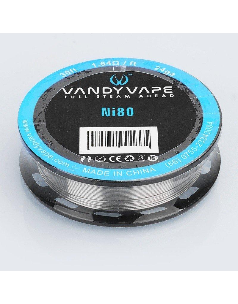Vandy Vape Vandy Vape NI80 Wires