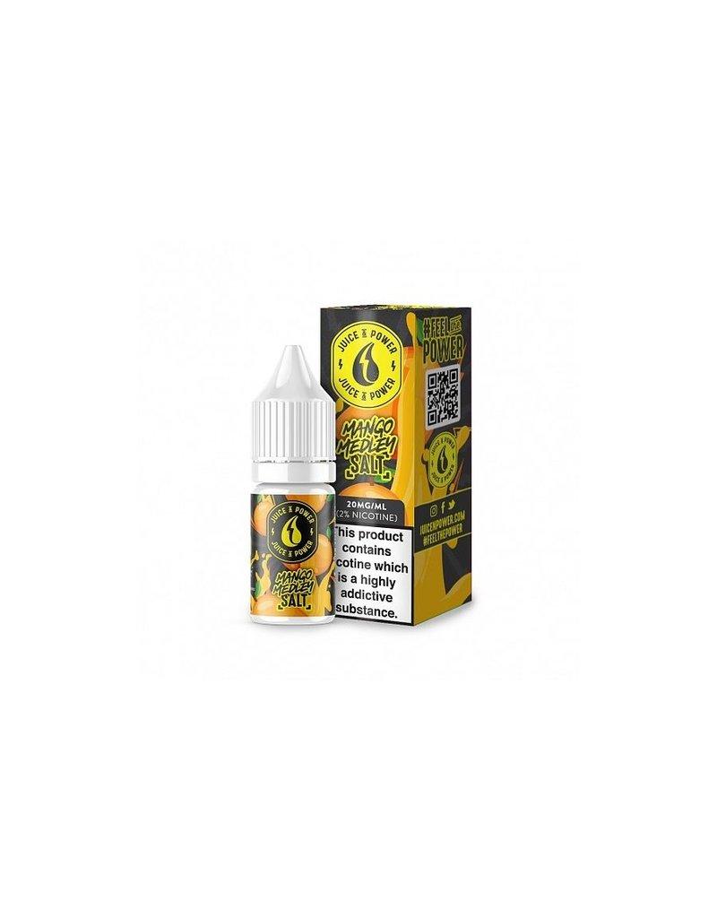 Juice N power  Juice & Power 36mg  Nicotine Salt with 20mg Nicotine