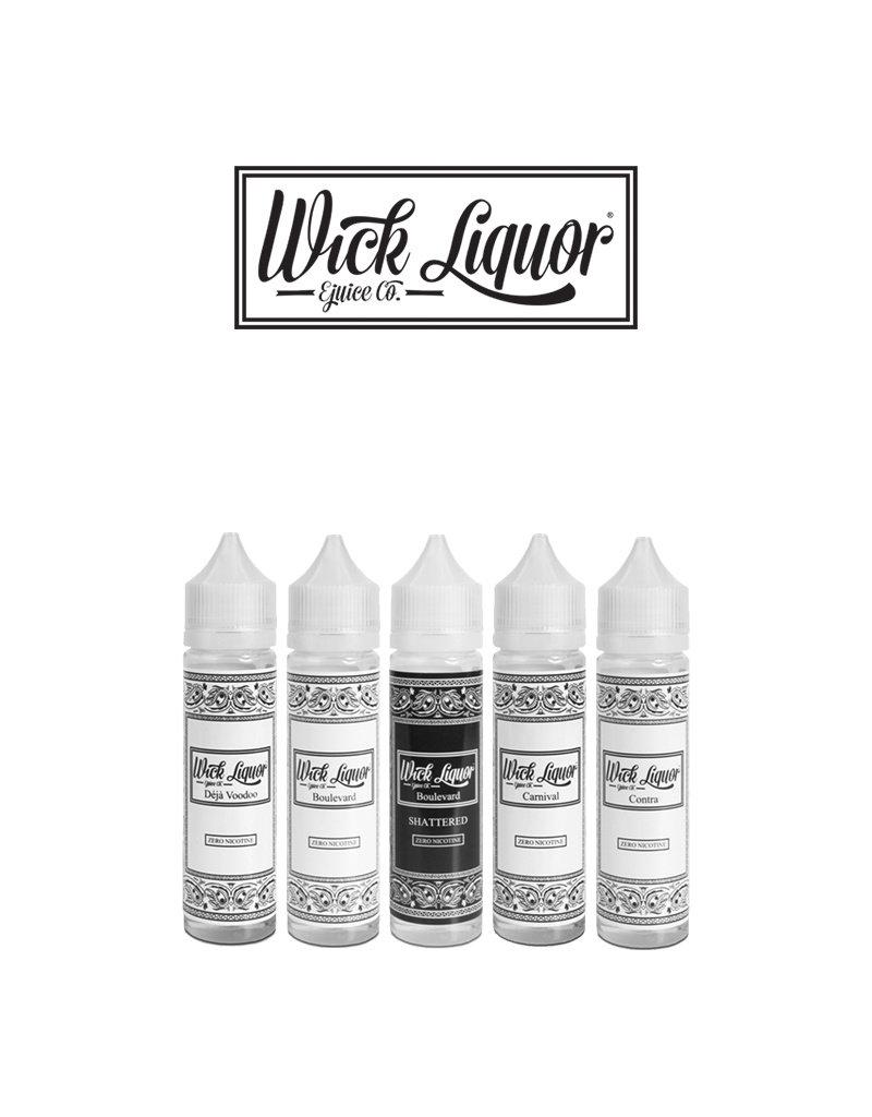 Wick Liquor Wick Liquor Big Block 50ml E-liquid