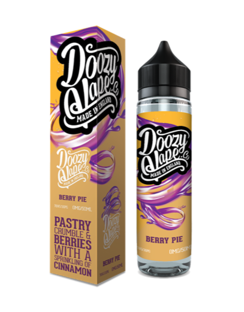 Doozy Vape Co. Doozy Vape Co - Dessert Collection E-liquid 60ml Shortfill