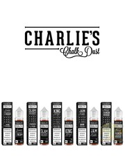 Charlie's Chalk Dust Black Label by Charlie's Chalk Dust E-liquid 50ml