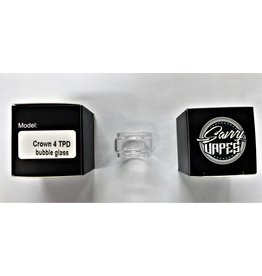 SAVVY VAPES  Savvy Vapes Uwell Crown 4 TPD Bubble Glass sold as a pack of 10