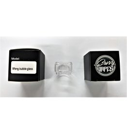 SAVVY VAPES  Savvy Vapes Snow Wolf Mfeng Bubble Glass sold as a pack of 10