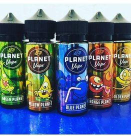Planet Vape Planet Vape E-liquid 120ml Shortfill
