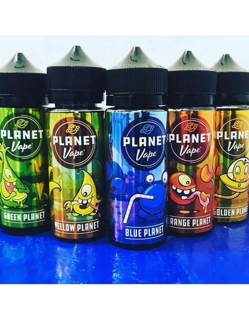 Planet Vape Planet Vape E-liquid 120ml Shortfill