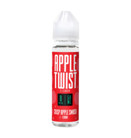 Twist Apple Twist E-liquid 60ml Shortfill