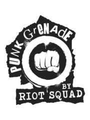 Riot Squad Punk Grenade by Riot Squad E-liquid 60ml Shortfill