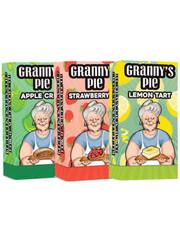 Granny's Pie Granny's Pie E-liquid 120ml Shortfill