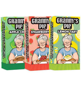 Granny's Pie Granny's Pie E-liquid 120ml Shortfill
