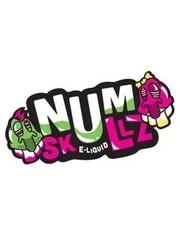 Num Skullz Num Skullz E-liquid 60ml Shortfill