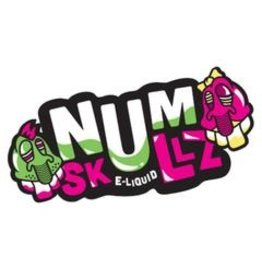 Num Skullz Num Skullz E-liquid 60ml Shortfill