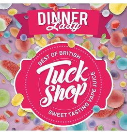 Dinner Lady Tuck Shop Tuck Shop 25ml by Dinner Lady E-liquid