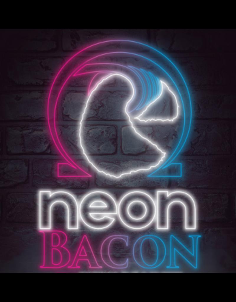 Wick 'N' Vape Neon Bacon by Wick 'N' Vape 100ml E-liquid