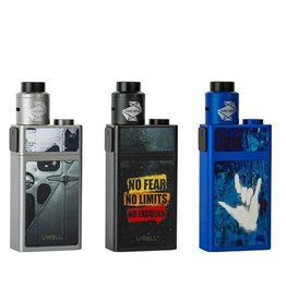 Uwell  Uwell Blocks Kit available in 3 colours
