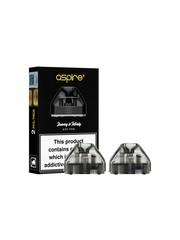 Aspire  Aspire AVP Replacement Pod, Pack of 2