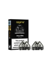 Aspire  Aspire AVP Replacement Pod, Pack of 2