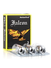 Horizon Tech  Horizon Tech Falcon M-Dual Replacement coils, Pack of 3