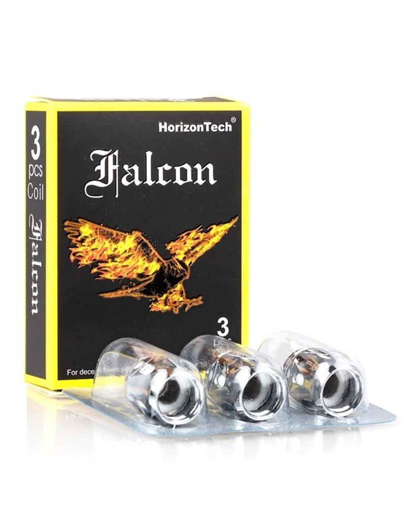 Horizon Tech  Horizon Tech Falcon M-Dual Replacement coils, Pack of 3