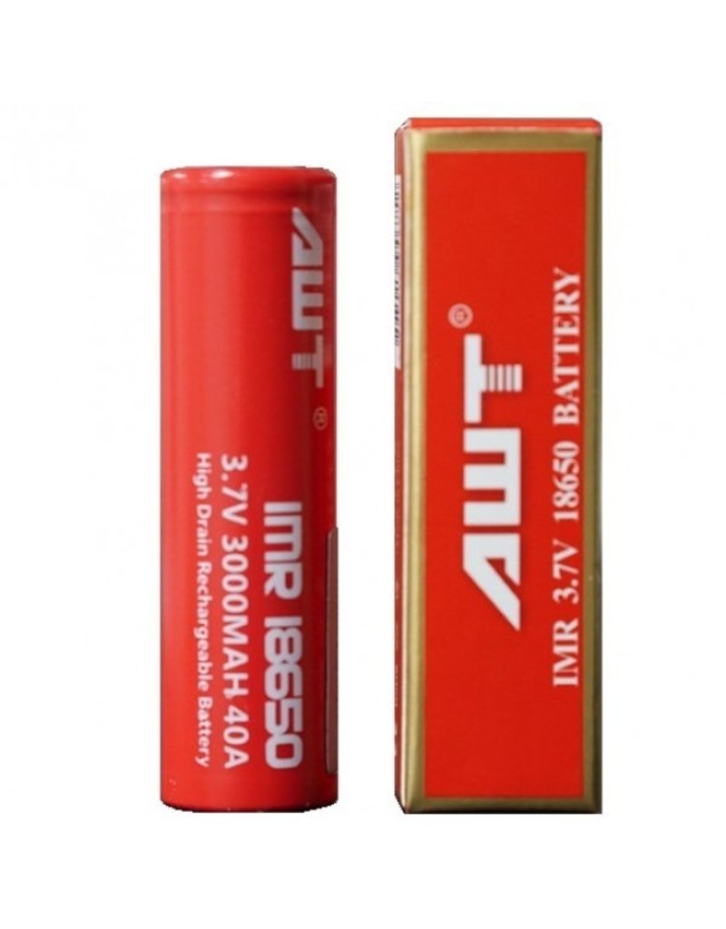 AWT AWT 18650/20700/21700 Battery sold as a pack of 2