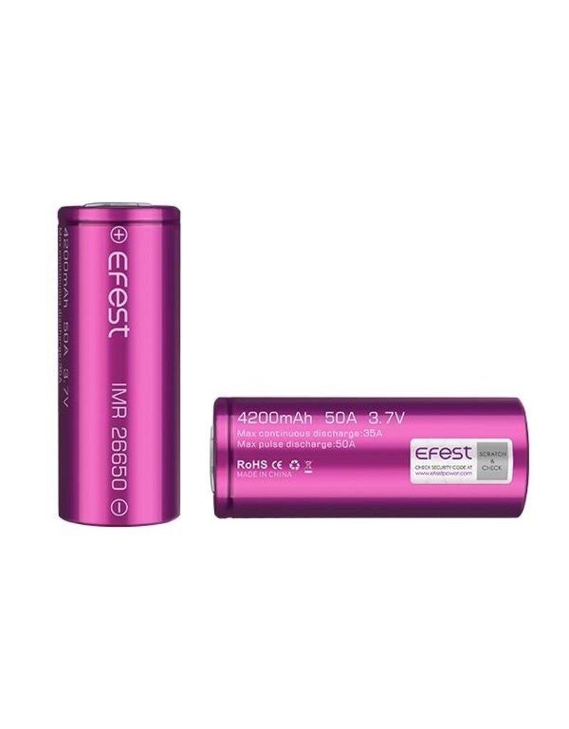 Efest Efest 26650 4200mAh Battery