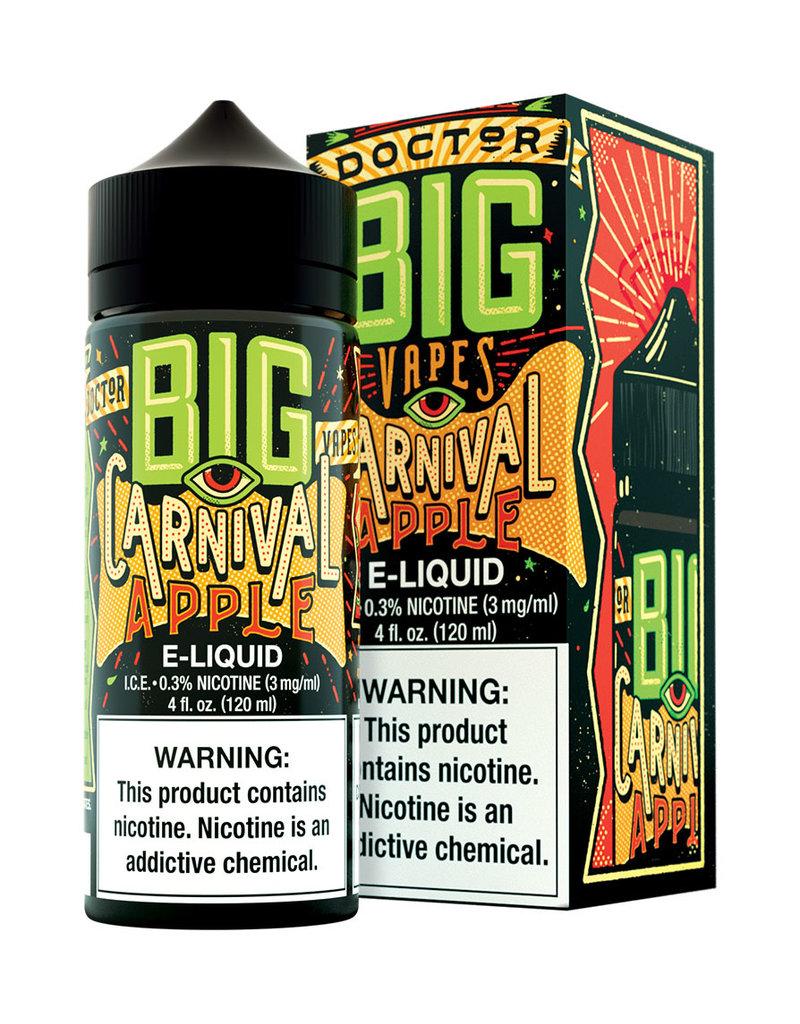 Big Bottle Co Doctor Big Vapes by Big Bottle Co 120ml E-liquid