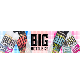 Big Bottle Co Big Bottle Co E-liquid 120ml Shortfill