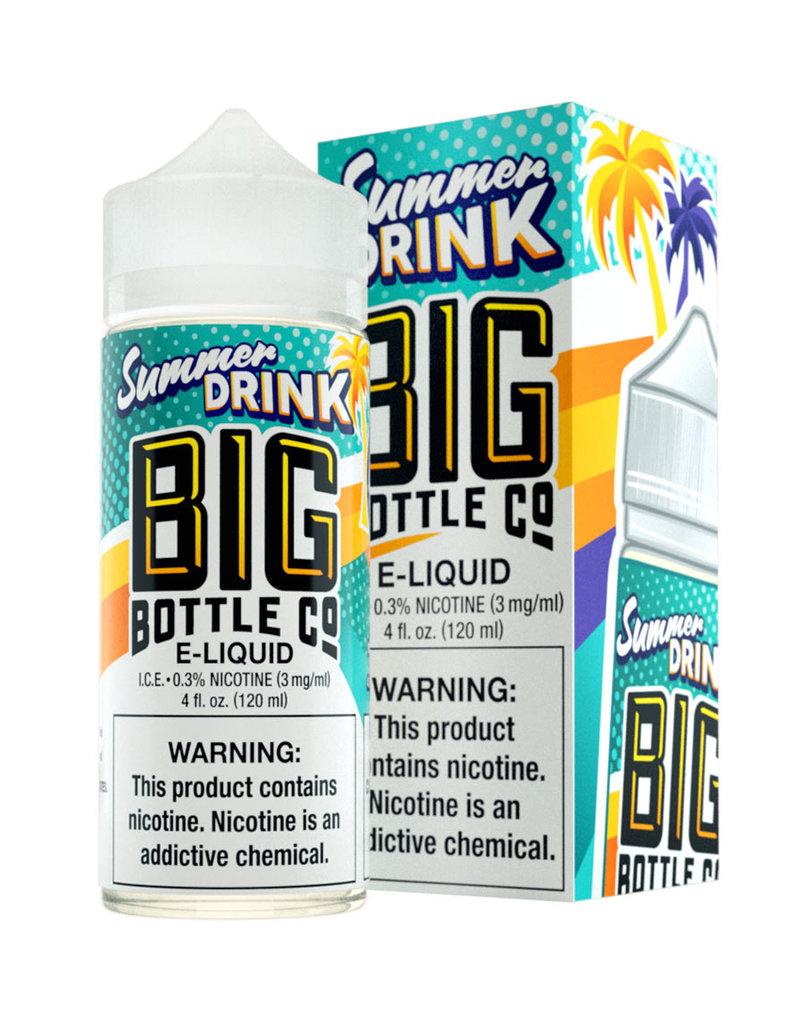 Big Bottle Co Big Bottle Co E-liquid 120ml Shortfill