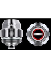 Freemax Freemax Fireluke M/Fireluke 2 Tank Replacement Coil, Pack of 5