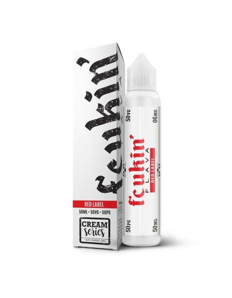 Fcukin' Flava Fcukin' Flava Cream Series 50ml E-liquid