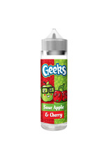 Geeks Geeks E-liquid 120ml Shortfill