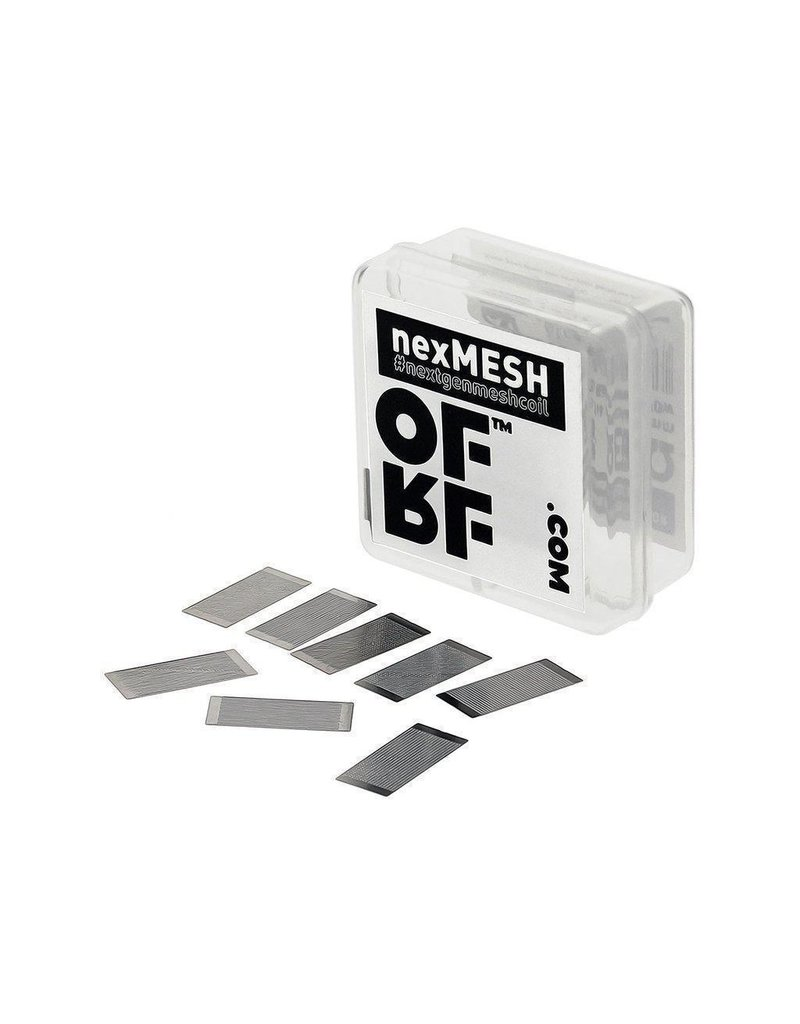 OFRF OFRF NexMesh 0.13 Ohm Replacement Mesh Coil Strips