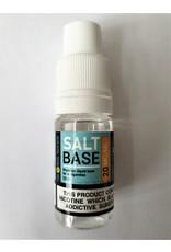 Salt Base Salt Base Nicotine Salt Shot, 20mg, 50VG/50PG, Box of 50
