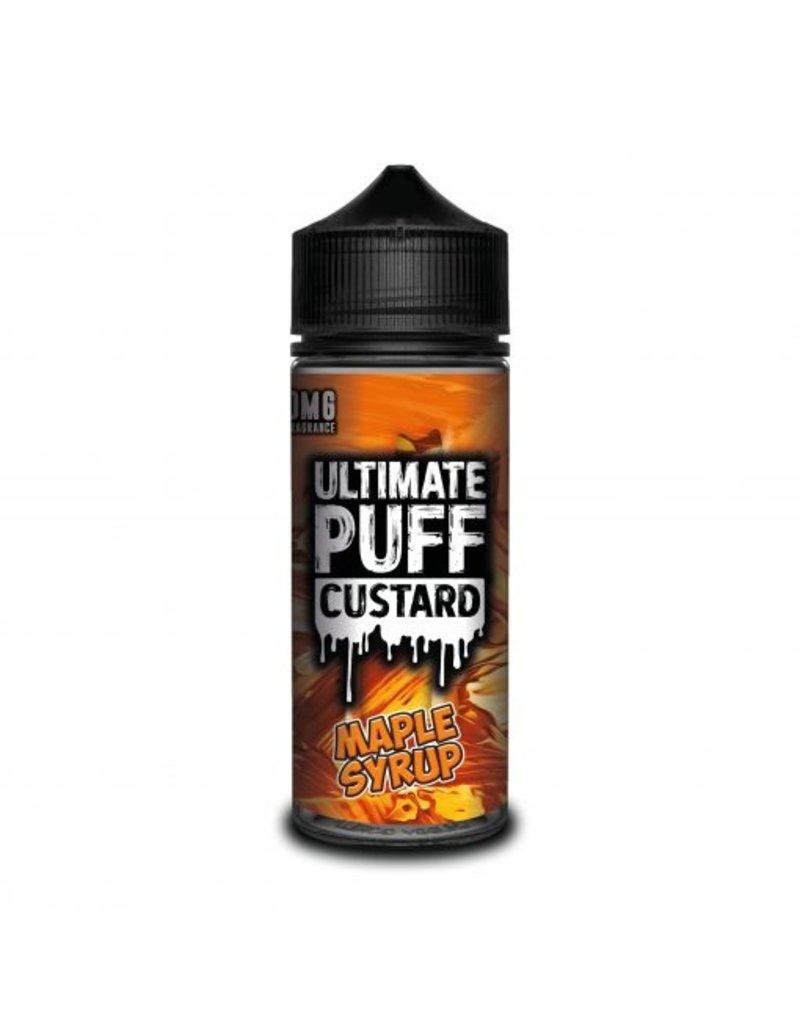 Ultimate Puff Ultimate Puff Custard E-liquid 120ML Shortfill