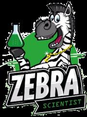 Zebra Juice Zebra Juice Scientist 50ml & 100ml E-Liquid