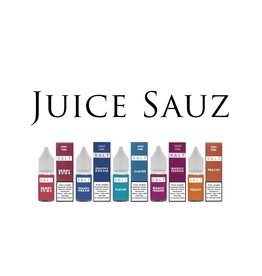 SALT SALT 10mg & 20mg Nicotine Salt by Juice Sauz