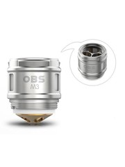 OBS OBS Cube X 0.15 Ohm M3 Replacement Coils, Pack of 5