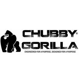 Chubby Gorilla Original Chubby Gorilla 60 ml & 120 ml Unicorn Bottle, Box of 500/400
