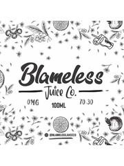 Blameless Juice Co Blameless Juice Co E-liquid 120ml Shortfill