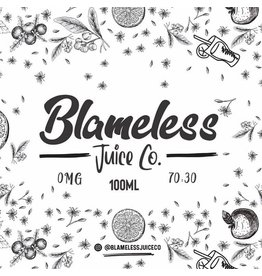 Blameless Juice Co Blameless Juice Co E-liquid 120ml Shortfill