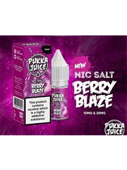 Pukka Juice Pukka Juice Nic Salt with 10mg & 20mg Nicotine