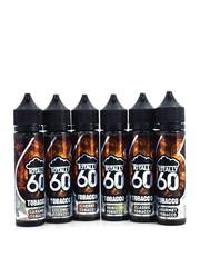 Totally 60 Totally 60 Tobacco Collection E-liquid 60ml Shortfill