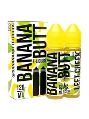Banana Butt Banana Butt 50ml E-liquid