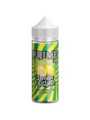 Prime Prime Lemon And Lime 120 ml E-Liquid