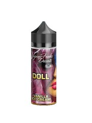 Vapour Freaks Vapour Freaks Doll 120 ml Shortfill