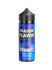 Major Flavour Major Flavour Reloaded 120 ml Shortfill