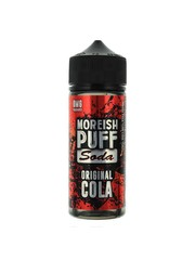 Moreish Puff Moreish Puff Soda 100 ml Shortfill