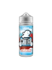 Just Chilled Just Chilled Strawberry 120 ml Shortfill