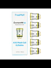 Freemax Autopod AX2 Mesh Coils